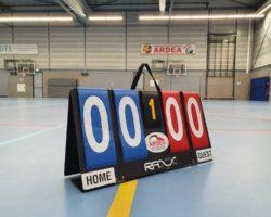 Speeldagen Cool Moves Volley seizoen 2021-2022