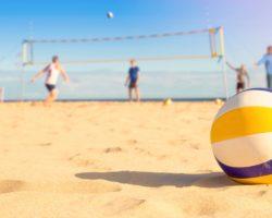 Beachvolleybal vanaf 8 juli 2021